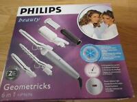 Philips Geometricks 6 in 1 hair hair styler