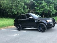 Range Rover sport 2.7 diesel MOT very low mileage only 69,000 on the clock good condition