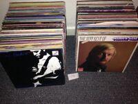 200 + vinyl records