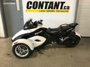 2008 Can-Am SPYDER GS 990 SM MANUEL