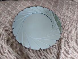 Funky circular Mirror