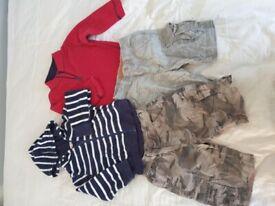 Boys Clothing Bundle Age 3-4