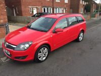 2007 VAUXHALL ASTRA 1.7 CDTI SXI ESTATE_2 OWNERS_2 KEYS_HPI CLEAR_
