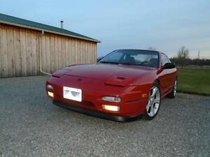 1991 Nissan 240SX coupe Coupe (2 door)