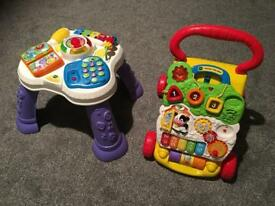 VTech Walker and Activity Centre