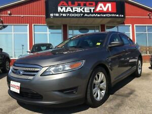 2011 Ford Taurus SEL, Alloys, AWD, WE APPROVE ALL CREDIT