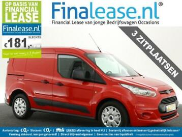 Ford Transit Connect 1.6 TDCI L1H1 TREND Airco Cruise €181pm