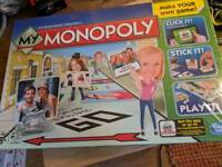 My monopoly - brand new and sealed