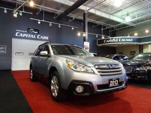 2013 Subaru Outback 2.5i LIMITED PKG / NAVIGATION / REAR ENTERTA