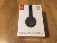 Beats Solo 3 Wireless Special Edition Black Headphones