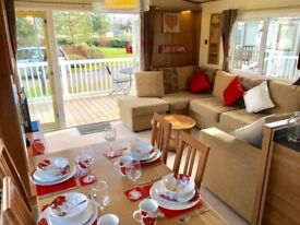 Cheap static caravan North Wales Hafan Y Mor