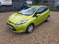 2008 Ford Fiesta 1.25 Style with