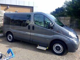 Mobility Vauxhall Vivaro Combi Van
