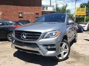 2015 Mercedes-Benz M-Class Diesel, AmgPkg, Panorama, LightingPkg