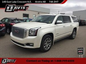 2015 GMC Yukon XL 1500 Denali NAVIGATION, SUNROOF, BOSE AUDIO