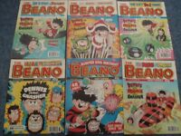 BEANO MAGAZINES