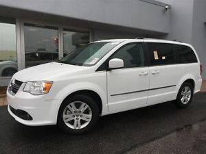 2016 Dodge Grand Caravan Crew Plus LEATHER