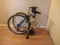 "19"" folding bike"