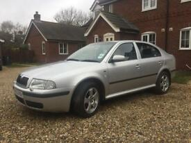 Skoda Octavia 1.9 TDI 2004 130 Bhp 6 speeds