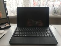 """RCA 2 in 1 Saturn 10 Pro 10.1"""" Android Tablet with Keyboard"""