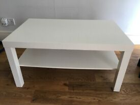 Wondrous Ikea Brusali Tv Bench White 120X36X62 Cm In Farnborough Gmtry Best Dining Table And Chair Ideas Images Gmtryco