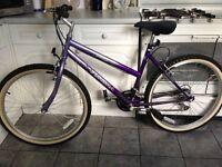 LADIES TUNDRA MOUNTAIN BIKE/BICYCLE
