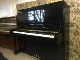 *free delivery* Beautiful Weinbach / Petrof Upright Piano Black gloss modern