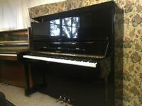 *free delivery* Beautiful Weinbach / Petrof Upright Piano Black gloss modern