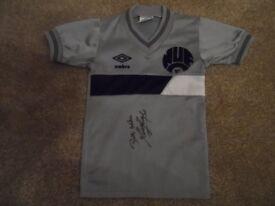 Newcastle Football Signed Shirt