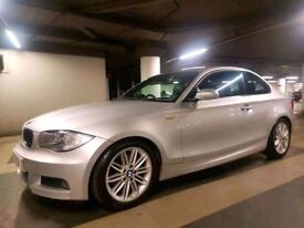 09 BMW 1 SERIES M-SPORT COUPE 120D
