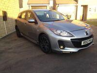Mazda 3 Tamura 1.6 Diesel 5DR Black ONLY 41000 Miles £30 Tax