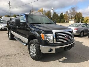 2012 Ford F-150 XLT **SUPERCAB**4X4*** London Ontario image 1