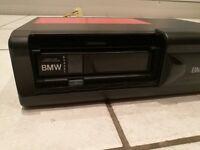 BMW 3 5 7 SERIES E34 E36 E38 Z3 6 CD BOOT CHANGER PLAYER AND MAGAZINE CARTRIDGE