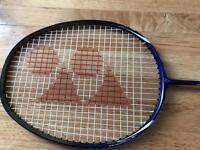 Yonex nanospeed 500 badminton racket
