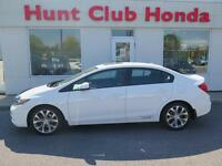 2012 Honda Civic Sedan Si-VSA Navi 6sp