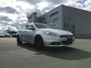 2013 Dodge Dart 6 SPEED MANUAL, CD PLAYER, LOW KMS