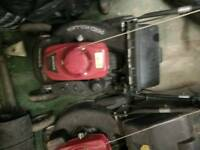 Honda 536 pro rolller mower choice of 2