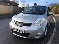 2009 Nissan Note 1.5 DCI , Diesel , £30 Road Tax , Full service history