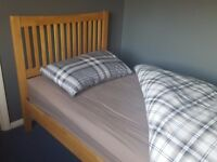 Single Bed Including Mattress excellent condition