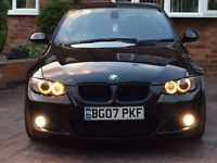 BMW E93 330D M SPORT CONVERTIBLE FULLY LOADED