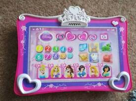 Disney Princess tablet
