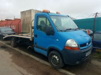 Renault Recovery Truck 2004