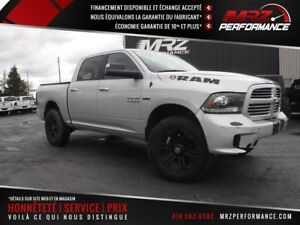 2014 Dodge Ram 1500 Sport - FULL - Lift kit - Mags 20'' - Exhaus