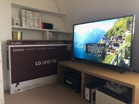 LG TV, collection only!
