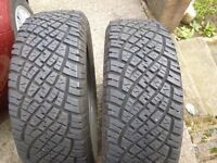 General Grabber Tyres