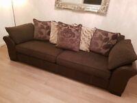 DFS Reuben 4 seater sofa