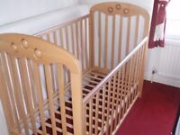 Cot, standard size