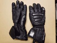 Belstaff Leather motorcycle gloved