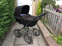 Silvercross (Silver Cross) Sleepover Pram