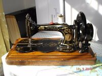 VICTORIAN SEWING MACHINE
